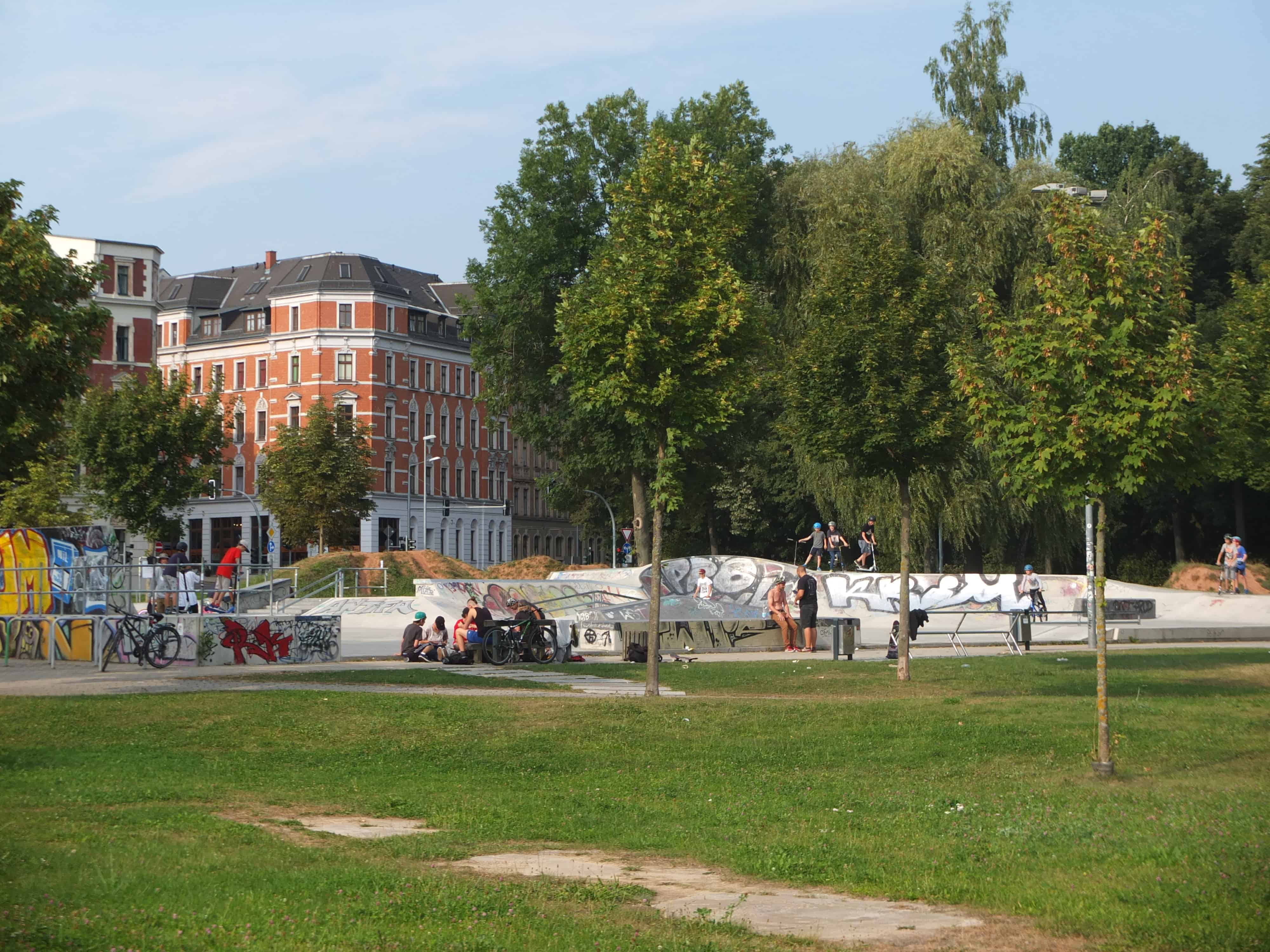 Stadtpark Chemnitz