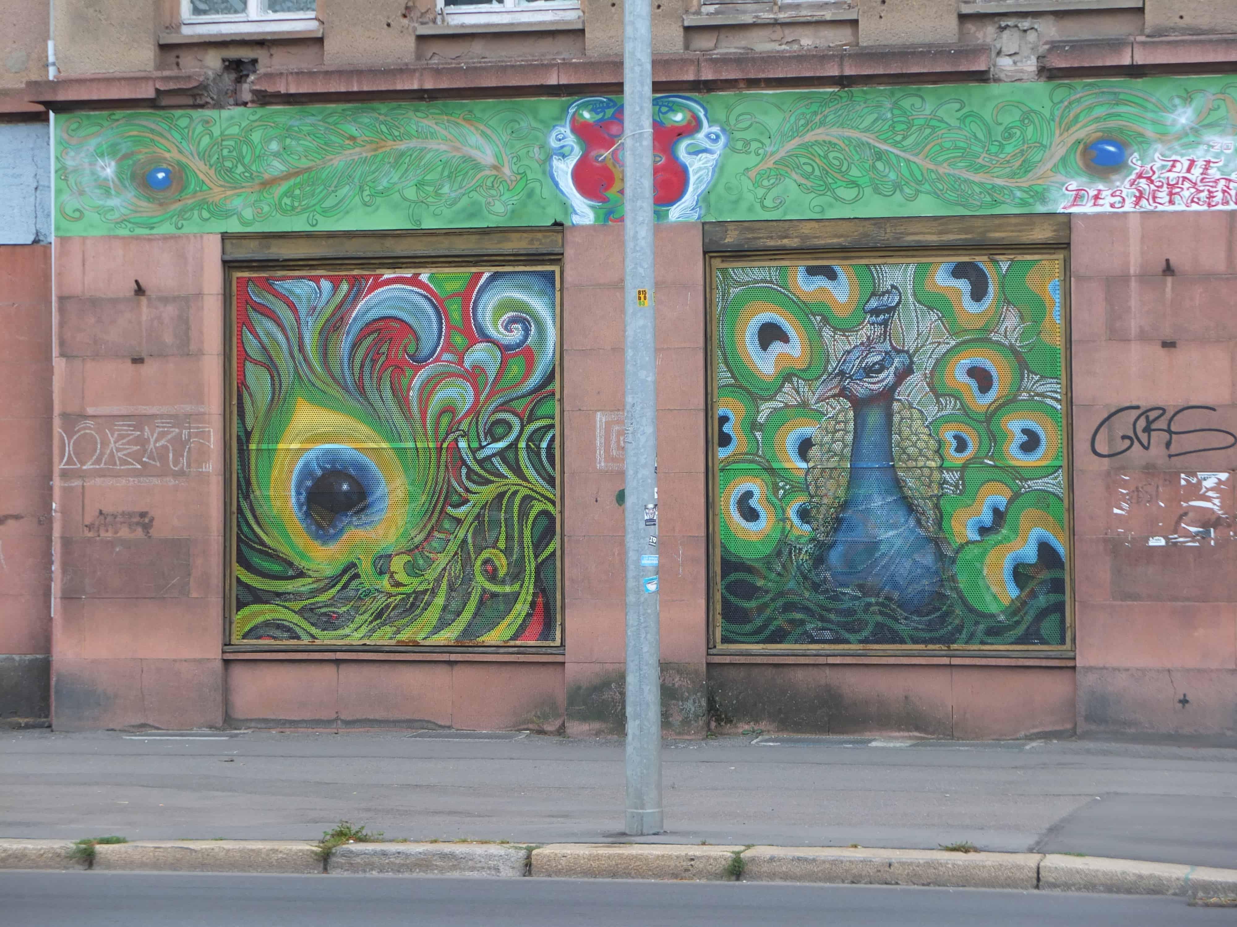 Grafiti Chemnitz