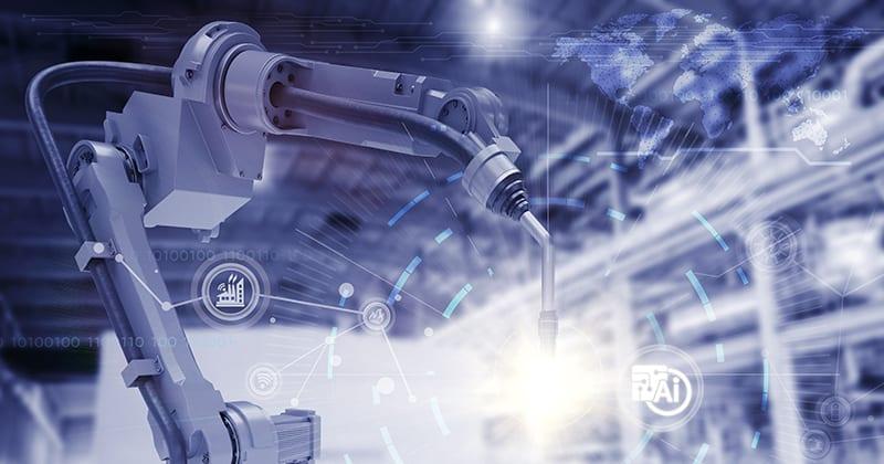 Industrie 4.0 Darstellung
