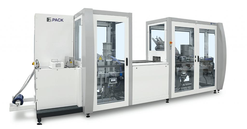 Verpackungsmaschine für Zahnbürsten Z.PACK von Zahoransky AG