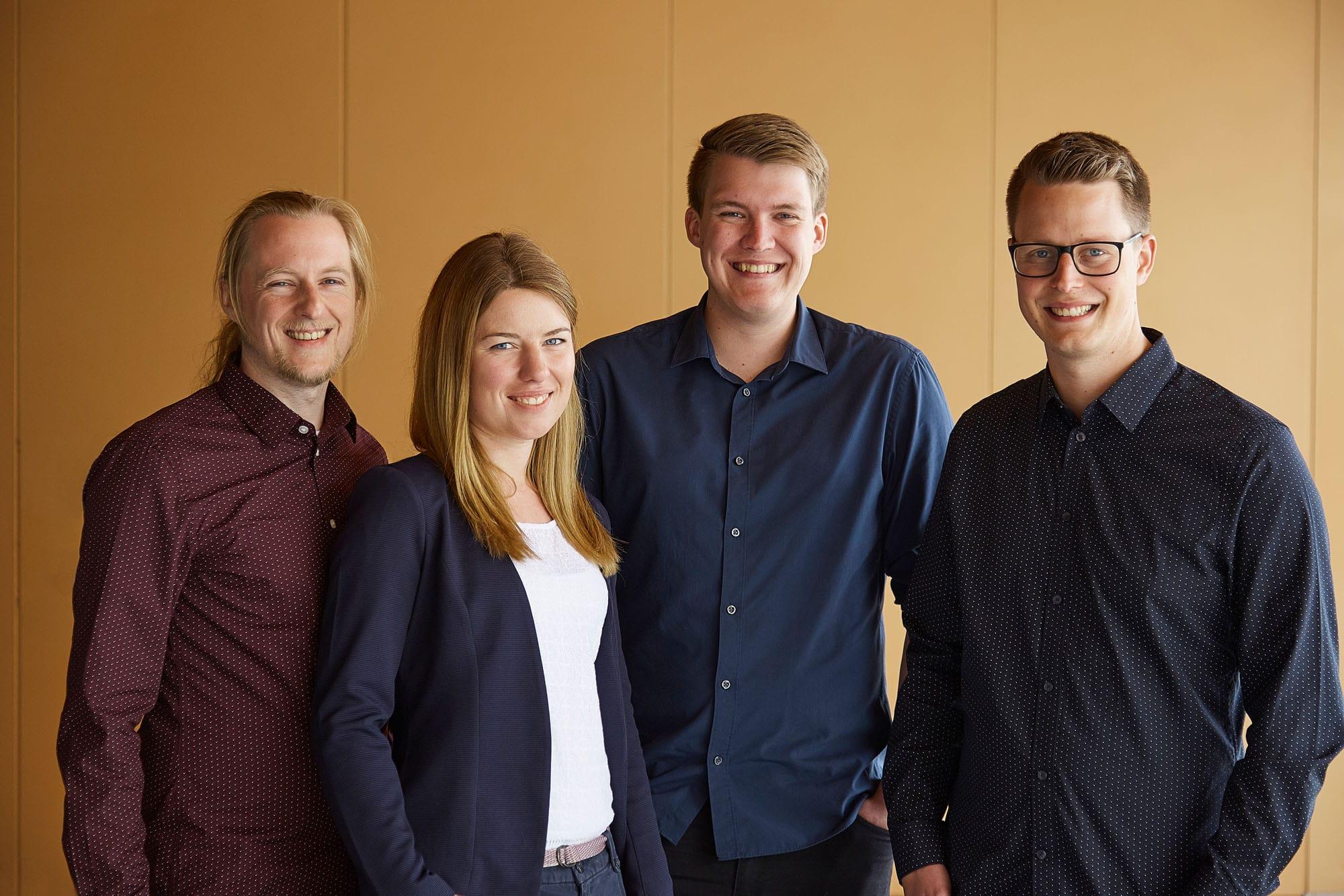 TANNER Hochschulwettbewerb Team Bögemann