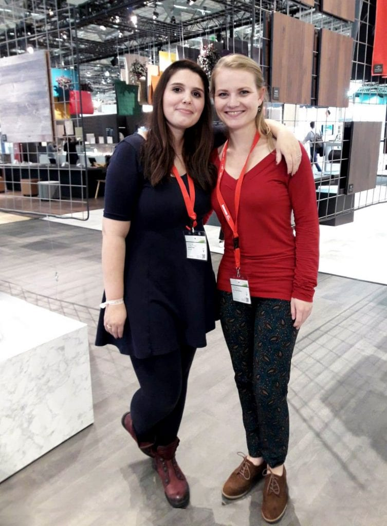Jaqueline Probian und Anna Christina Schildberg: die Erstplatzierten des 12. TANNER-Hochschulwettbewerbs