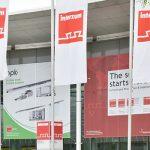 Eingangsbereich Kölnmesse interzum