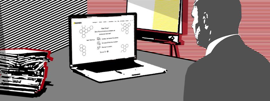 Digitalisierung von Produktdaten