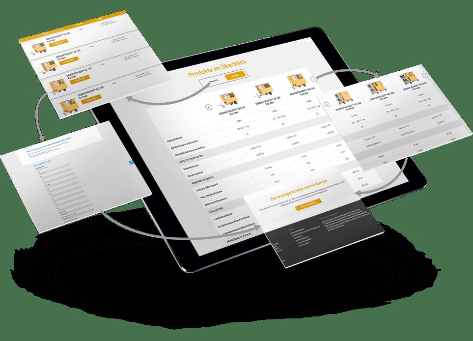 Frigortec-user-experience